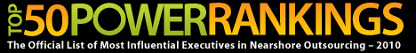 Top50PowerRankings23 Power 50 List of Influential Nearshore Executives Revealed Next Week