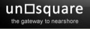 Unosquare logo The 2010 Nearshore Americas Red Hot Startups