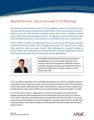 Shared services the crossroads in it planning parts 3 4 shared services the crossroads in it planning parts 3 4 publicscrutiny Gallery