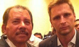 NSAM's Luke Bujarski meets with Ortega in Managua