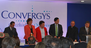 Convergys Officially Welcomed to Bogota (See Our Photos)