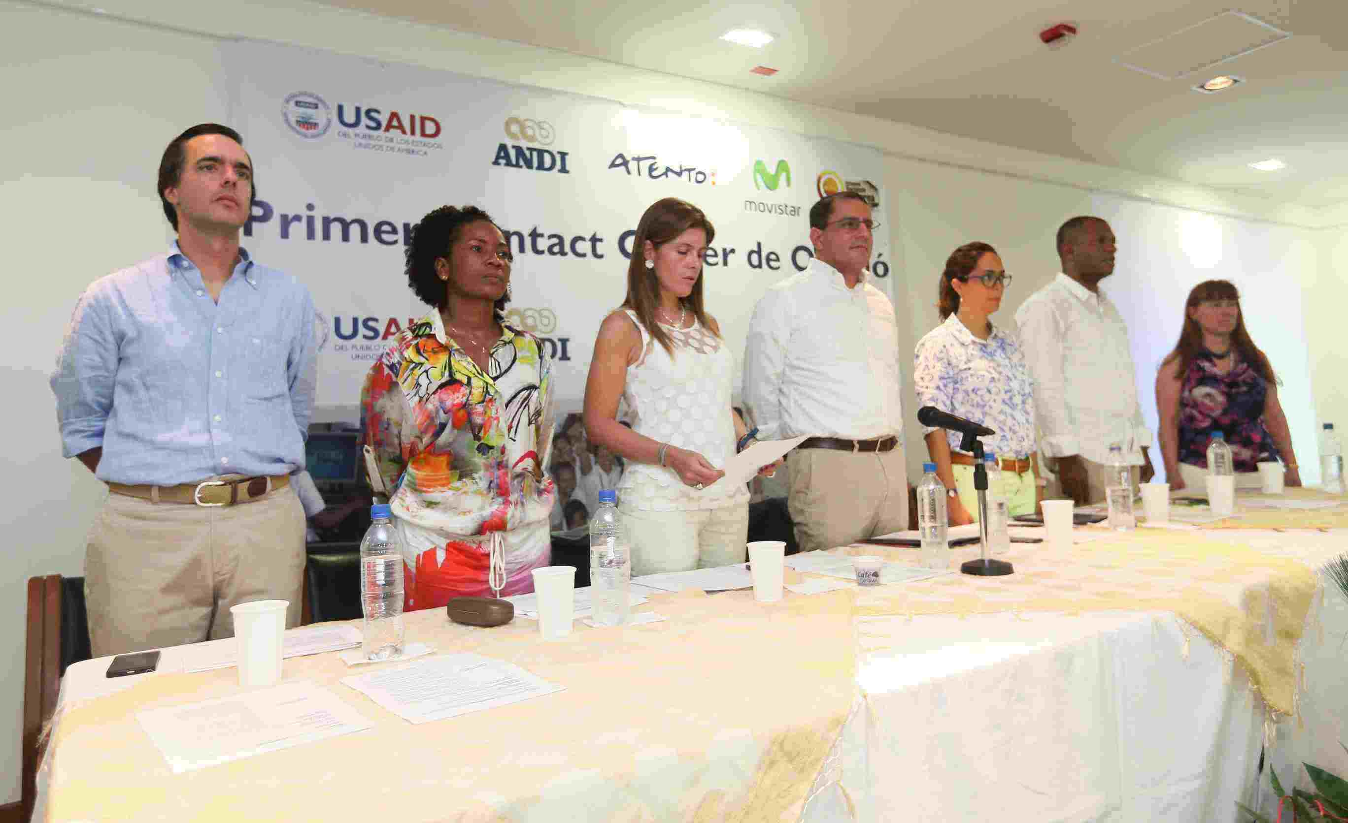 Nearly $5 million goes to BPO in Choco region