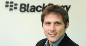 Blackberry's Bryan Tafel