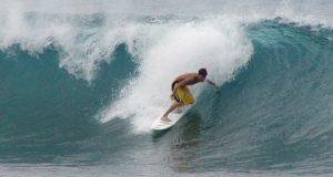 Surf's Always Up in Nicaragua