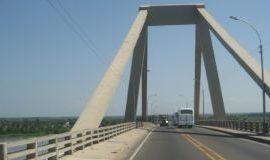 Barranquilla Bridge over Magdalena River