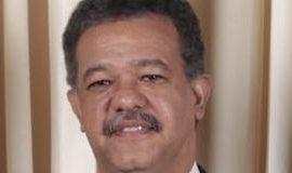 Former President Leonel Fernandez