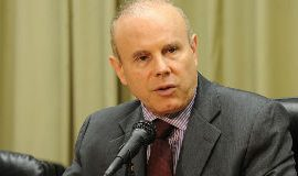 Brazil's Finance Minister Guido Mantega