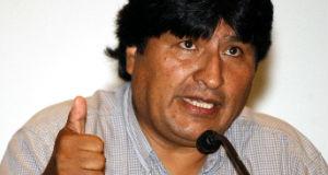 Evo Morales Wins Third Term as Bolivian President