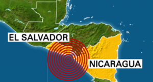 Earthquake Hits Central America, No Reports of Major Damage