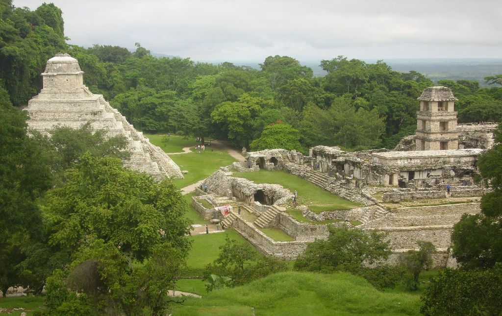 Full of popular tourist attractions such as Palenque, Chiapas was once home to 'Mexico's Silicon Valley': the Mayan empire.