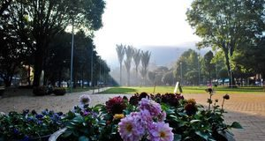 Photo Essay: Exploring Bogota's Laid Back Parque 93