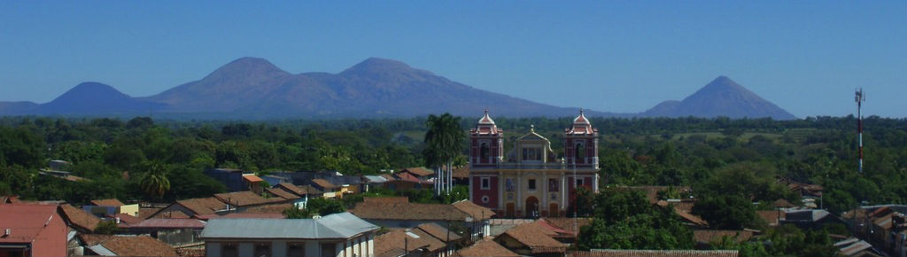 View of León, Nicaragua by H Dragon.