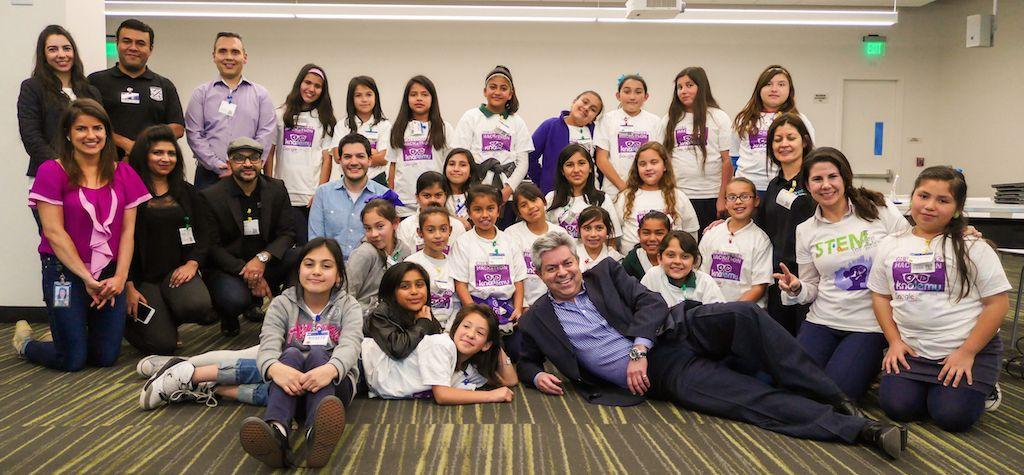 The 2016 STEM for Latina Girls program