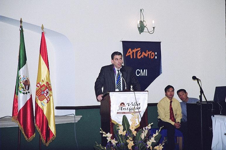 Miguel Matey - Atento 6