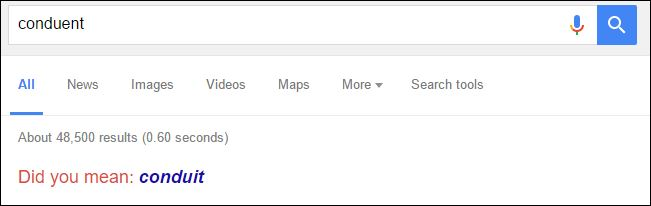 Even Google is confused