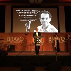 medellin bravo awards