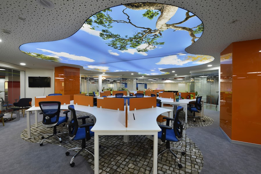 Globant offices Pune