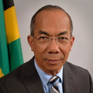jamaica minister horace change