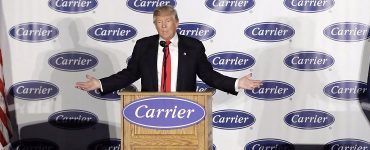 trump carrier incentives