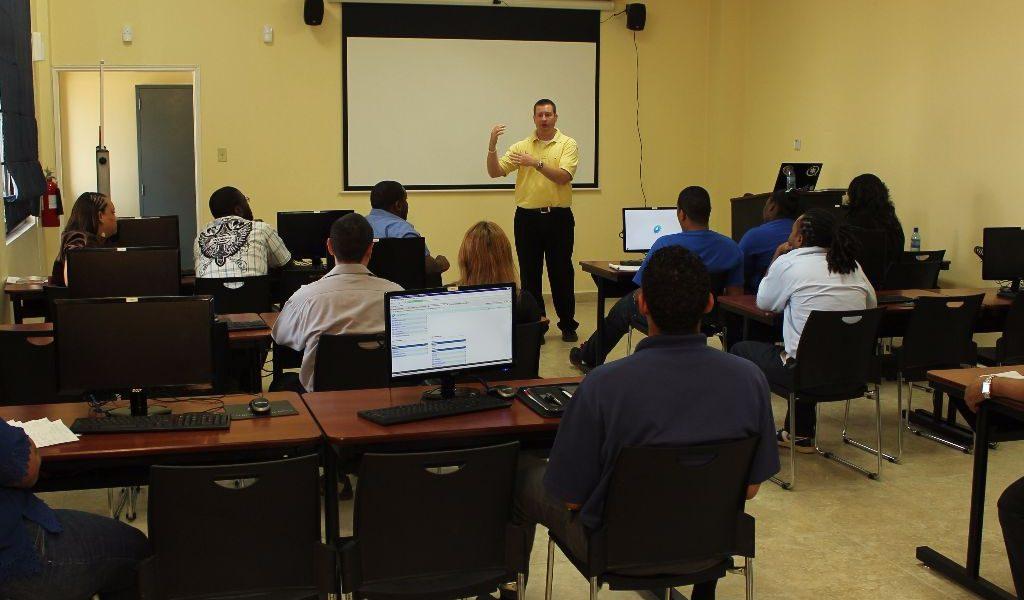 IDB skills development programs