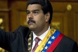 Venezuelan President Nicolás Maduro Trump