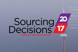 sourcing decisions