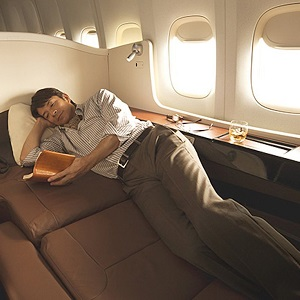 How NOT to Get Upgraded to First Class