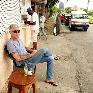 Liming and Whinin' in Trinidad & Tobago