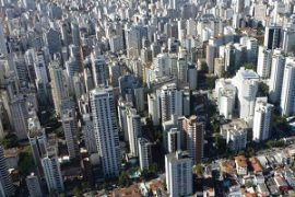 sao paulo brazil altitude software