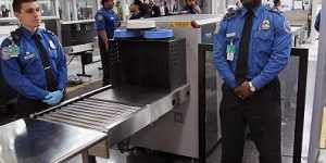 Mexico US airports screening