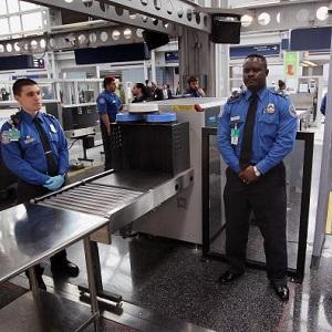 Mexico US airports screening