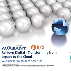 Webinar Recap: Transforming from Legacy to the Cloud