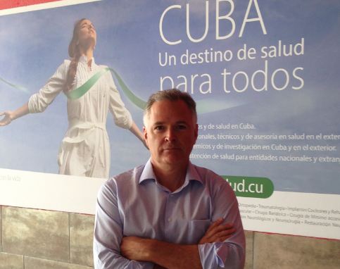 kirk laughlin in cuba