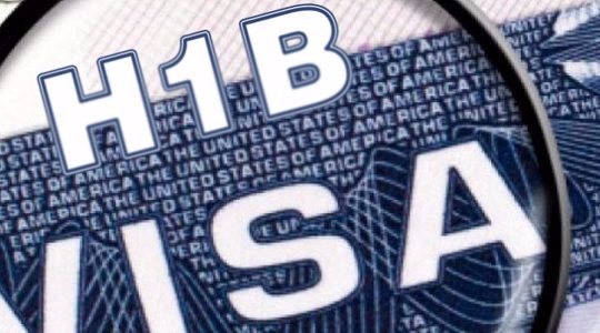 USCIS Sued Over H1B Visa Data by Federation for American Immigration