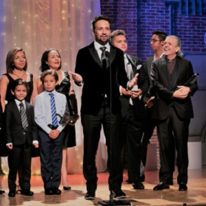 Imagen Awards Celebrates 32nd Year of Latinos in TV and Cinema