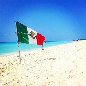 mexico beach tourism