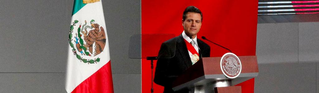 Mexican President Peña Nieto