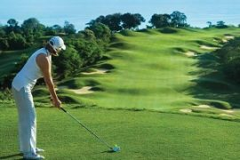 golf tourism jamaica