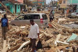 hurricane maria dominica