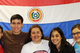 paraguay students