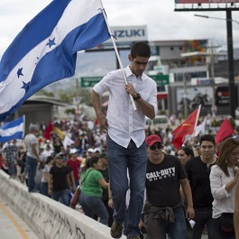 honduras protests 2