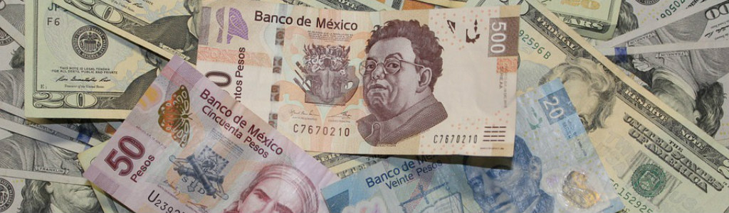 Mexico S Currency The Peso Has Fallen To Its Lowest Level Since March 2017 Amid Concerns That A Us Tax Overhaul Could Reduce Investment Flows