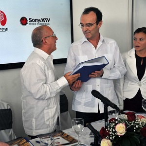 sony cuba agreement