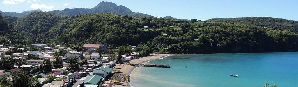 Saint Lucia broadband network