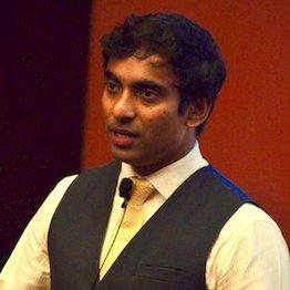 Arun Ramachandran TCS Latin America Blockchain mexico