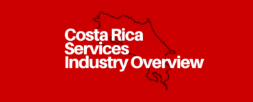Costa Rice services industry overview