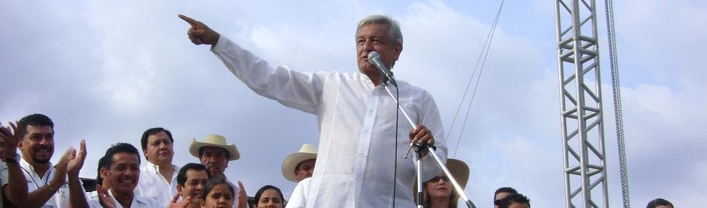 Andrés Manuel López Obrador AMLO NAFTA