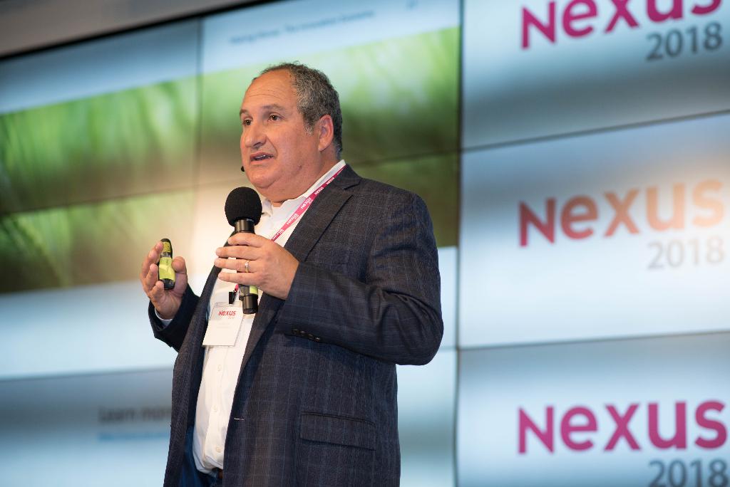 Jim Marshall Nexus 2018