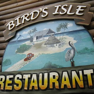 bird's isle restaurant