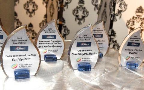 2016 awards illuminate